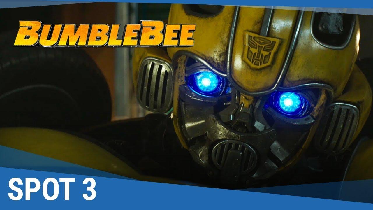 BUMBLEBEE - Spot 3 VF [actuellement au cinéma]