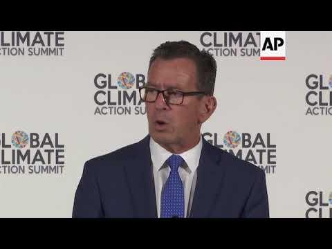 US leaders pledge climate action despite Trump