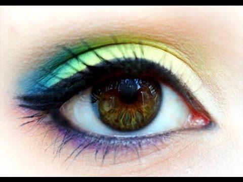 maquillage printanier - Colori Maquillage