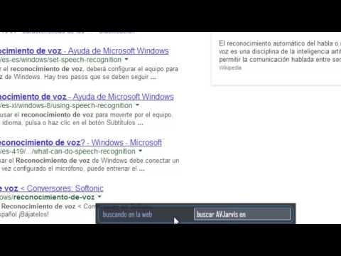 Avances Asistente Virtual AVJarvis pro