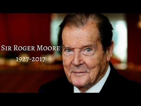 Sir Roger Moore Tribute