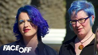 Video FACE OFF   Season 11, Episode 1: 'The Twist Revealed'   SYFY download MP3, 3GP, MP4, WEBM, AVI, FLV Agustus 2018