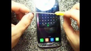 Galaxy S4 Замена стекла С КЛЕЕМ(, 2014-10-27T17:43:38.000Z)
