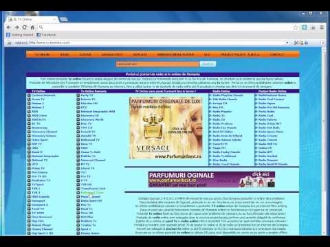 Tv Online Romania pe Google Chrome