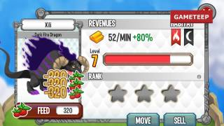 How to breed Dark Fire Dragon 100% Real! Dragon City Mobile! wbangcaHD!