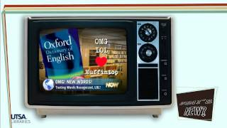 Video Promo: Oxford English Dictionary