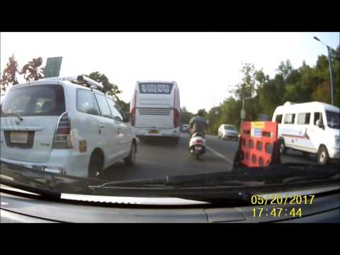 Roads in Goa: Dabolim Airport To Panjim