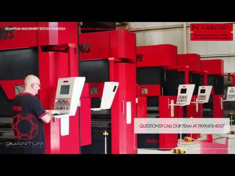 Press Braking 101 for the Nargesa MP Series Hydraulic Press Brakes