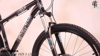 Обзор велосипеда Commencal PREMIER HD 1 (2012)