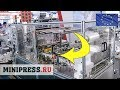 🔥Equipment for stretch wrapping of pharmaceutical products Minipress.ru