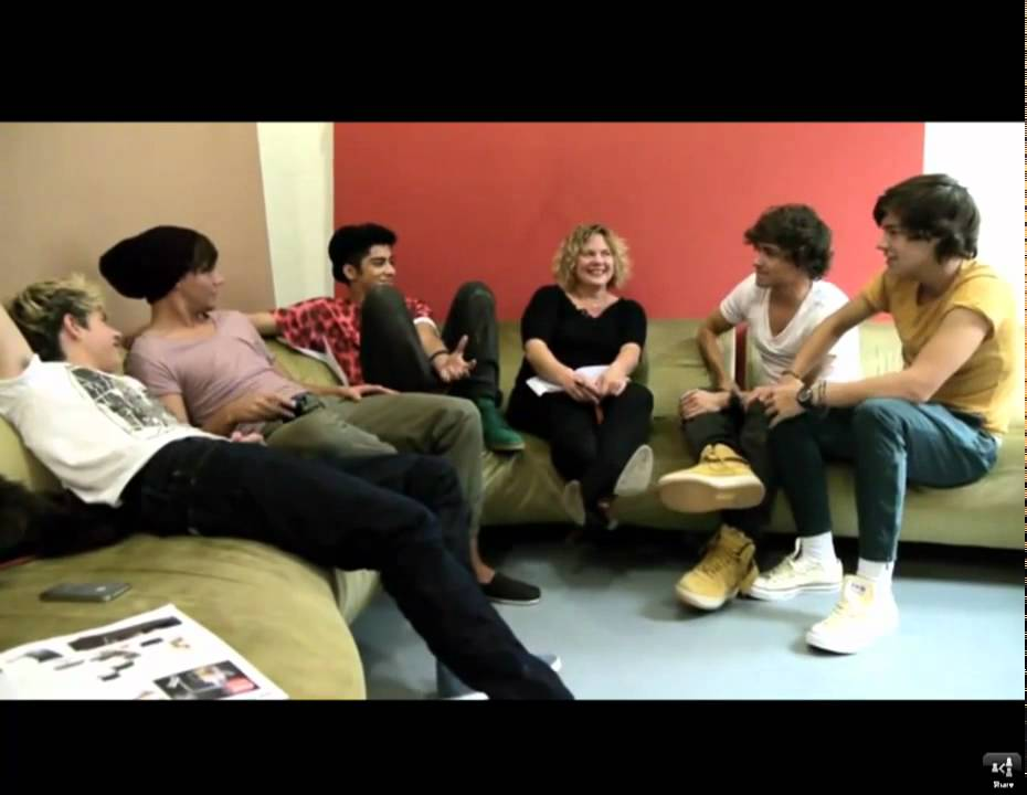 One Direction- The Sunday Times Behind the Scenes PHOTOSHOOT