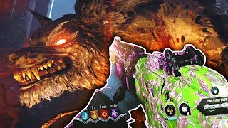 "ZOMBIES ""DEAD OF THE NIGHT"" EASTER EGG GAMEPLAY HUNT (Black Ops 4)"