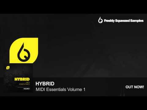 MIDI Files   Hybrid MIDI Essentials Volume 1 (Chillout Demonstration)