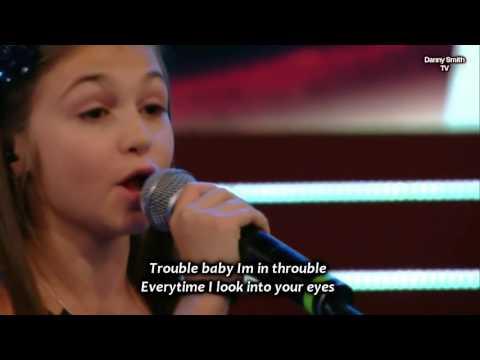 Krisia Todorova Singing - UNDO  by Sanna Nielsen