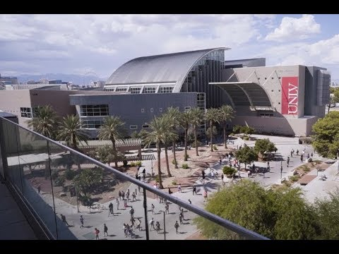 Veeam Customer Story: The University Of Nevada, Las Vegas
