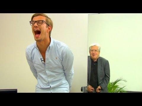 Joko Winterscheidt und Frank Elstner - das etwas andere Interview