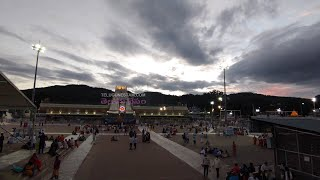 Tirumala Temple Looks So Mesmerizing With Lovely clouds