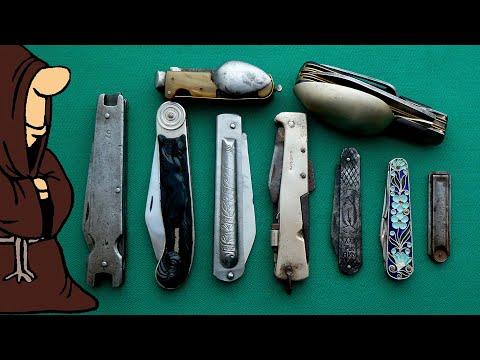 Самые редкие ножи СССР в моей коллекции, ТОП 5 самых редких ножей СССР