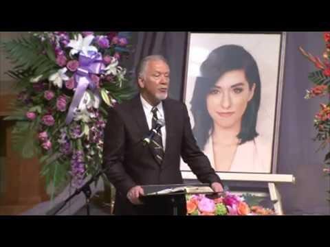 Christina Grimmie Memorial Service