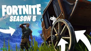 Fortnite Staffel 5 Trailer *LEAKED*