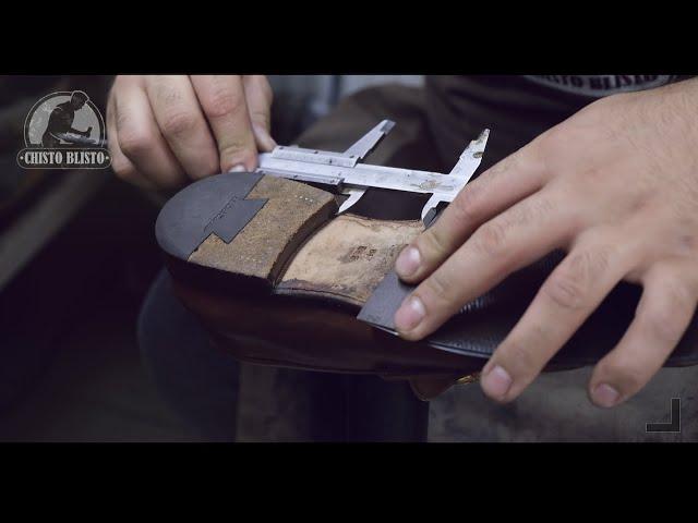 Профилактика  обуви с прошивкой