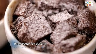 Cook Smart | Chocolate Bread Pudding Cake Recipe | Master Chef Sanjeev Kapoor