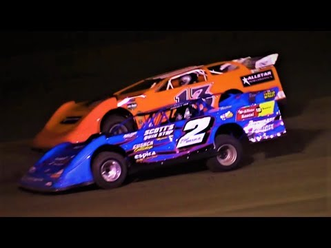 7-26-19 Late Model Feature I-96 Speedway