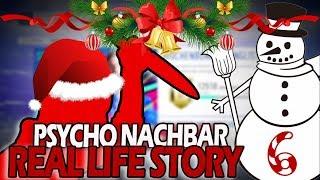 PSYCHO SATANISTEN NACHBAR! - Real Life Story - Adventskalender #6