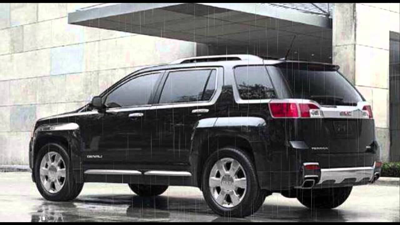 2017 Gmc Terrain Denali Redesign Youtube