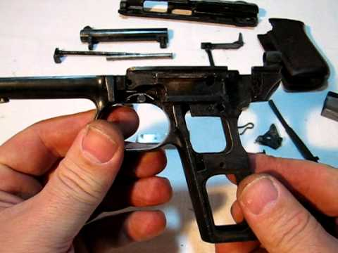 Mauser 1914 - Field-Strip/Take-down/disassembly. (3/3 ...