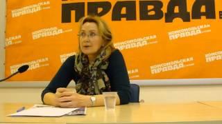 """Звезда сериала """"Хозяйка"""" Елена Стефанская (часть 1)"""