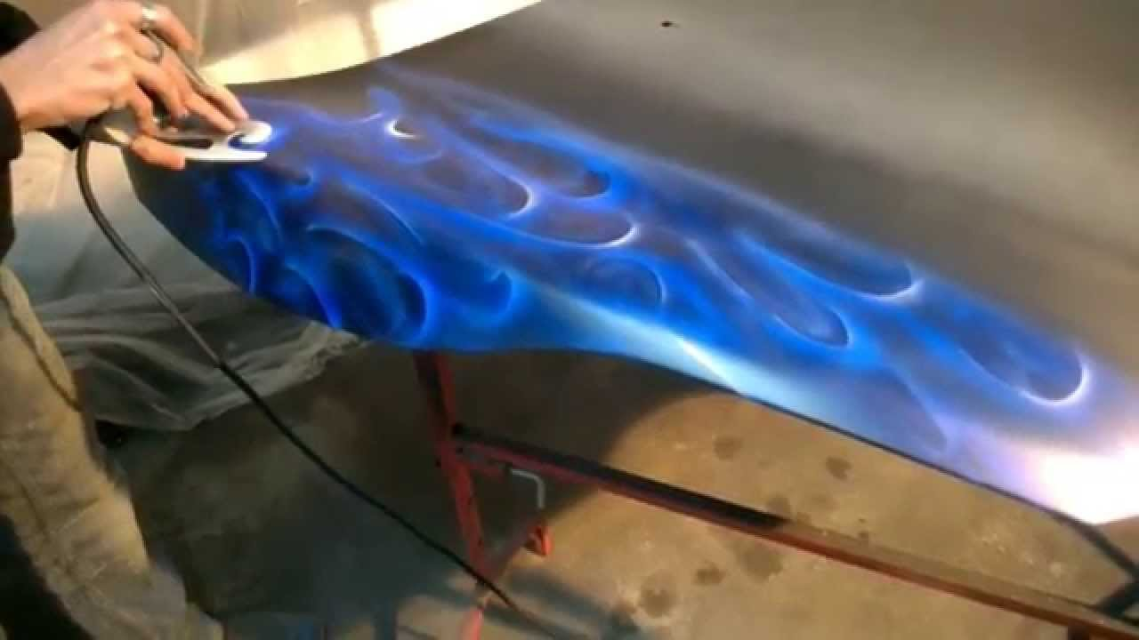Bike And Car Wallpaper Blue Fire Flames Airbrush Airbrush Luxembourg Quot Www