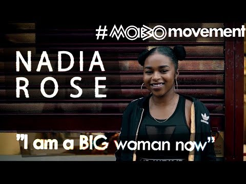 Nadia Rose (@NadiaRoseMusic) | Family, MOBOs, Dentists & being a BIG woman | #MOBOmovement