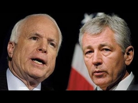 The Hagel Hearings