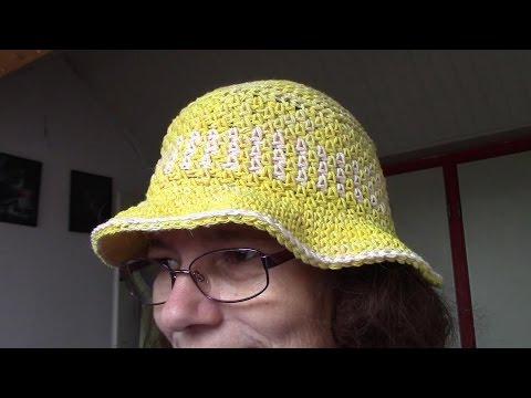Haken Tutorial 356 Halve Maan Sjaal Youtube