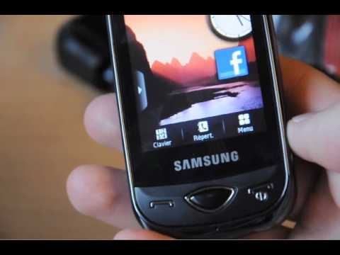 Test du Samsung B3410 par Test-Mobile.fr