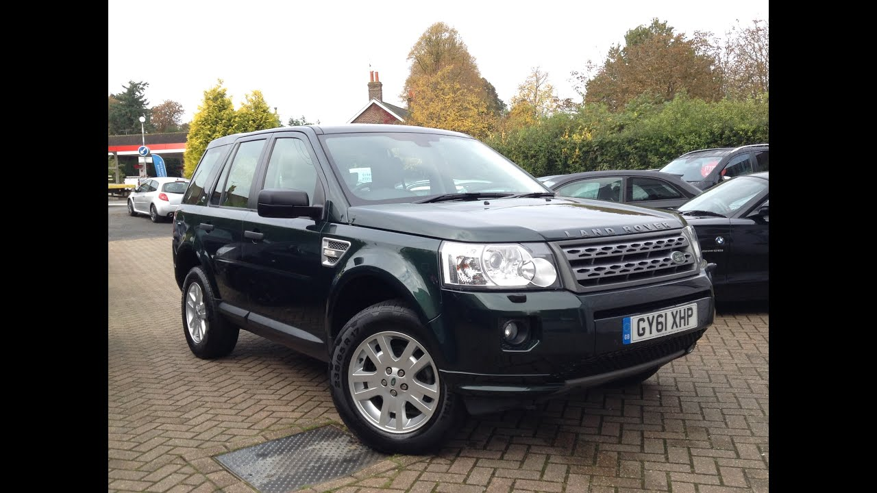 Land Rover Freelander 2 2 2Td4 XS 5dr 4WD for Sale at CMC Cars