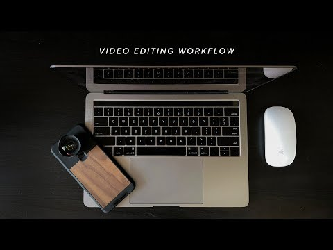 Video Editing Workflow For Beginners   Adobe Premier Pro + Mobile Video
