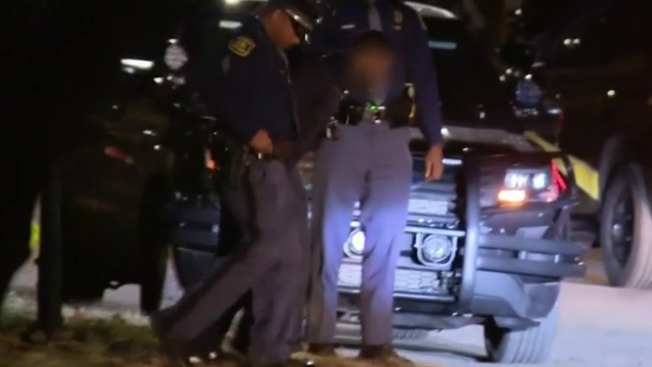 Suspect back in custody after escaping Michigan State Police while handcuffed