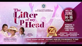 RCCG USA CONVENTION DAY 1