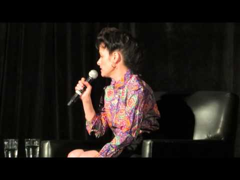 Richard Linklater interviewed by Parker Posey @ the 2014 SF Int'l Film Festival