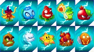 Top 10 most powerful premium plants in Plants vs Zombies 2 Video
