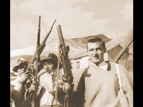 PRESENTACIÓN LIBRO: Minas Balas y Gringos. Bolivia y la Alianza para el Progreso en la era Kennedy.