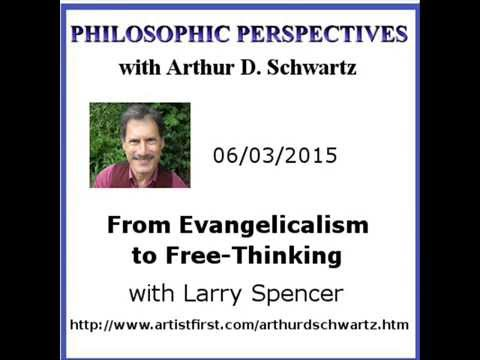 From Evangelicalism to Free-Thinking. 06/03/2015