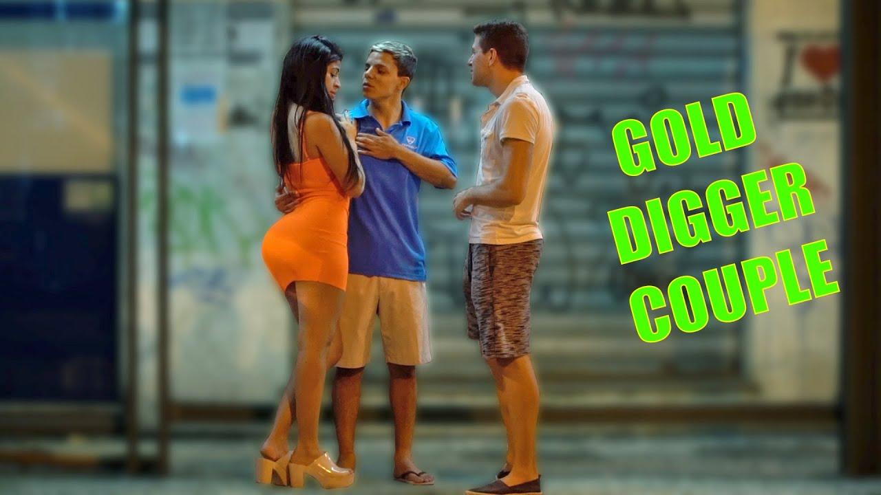 Download GOLD DIGGER PRANK GONE HOME PART 5