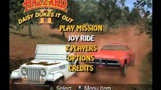 The Dukes of Hazzard II: Daisy Dukes It Out for Playstation - DukesCollector.com
