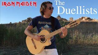 IRON MAIDEN - The Duellists (Acoustic) - Guitar & Violin by Thomas Zwijsen's Nylon Maiden