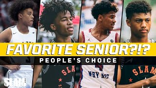 Who's your Favorite Senior?!? People's Choice