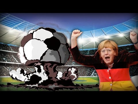 "🎵 WM-HIT 2018: ""Das Ende seh'n"" (Die FRIEDliebenden feat Paradis)"
