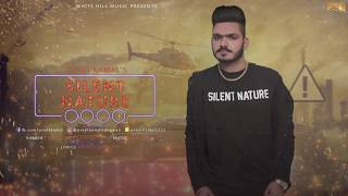 Silent Nature (Audio Poster) Preet Kamal | White Hill Music | Releasing on 23rd Jan